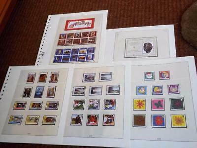 Isle Of Man-2002-Compl Years Commems+2 Sheets+£3 Value-Unm-Mnh