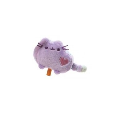 Gund 4060147 Pusheen the Cat Pencil Toppers Lilac