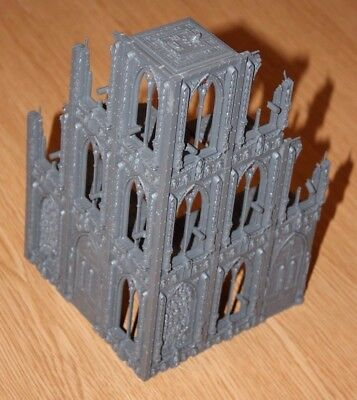Warhammer 40k BASILICA ADMINISTRATUM Imperial Sector SCENERY