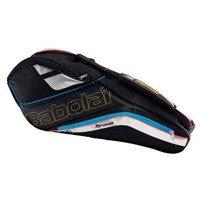 Babolat Racquet Holder Bad Team Line 4 Racquets Multicolor
