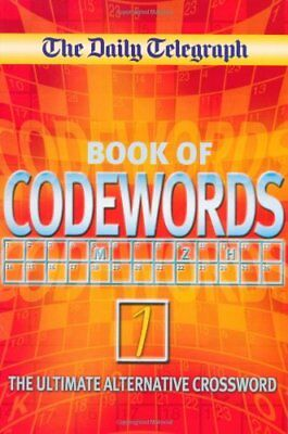 The Daily Telegraph Book of Codewords: 1,Telegraph Group Limited Telegraph Grou