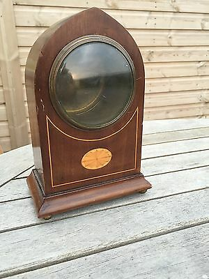 edwardian decorative clock case