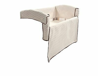 Arm's Reach Mini Arc Convertible Co Sleeper Baby Insert Bassinet No Box Return