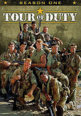 Tour Of Duty - Season One New DVD! FREE SHIPPING!!!
