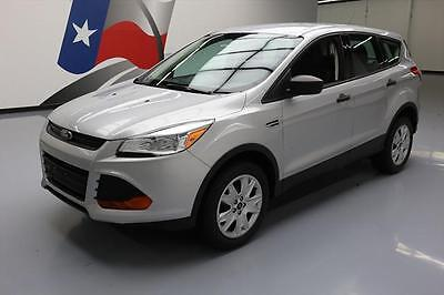 2013 Ford Escape S Sport Utility 4-Door 2013 FORD ESCAPE S CRUISE CONTROL KEYLESS ENTRY 38K MI #C95187 Texas Direct Auto