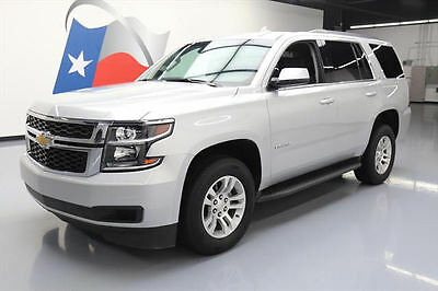 2017 Chevrolet Tahoe LT Sport Utility 4-Door 2017 CHEVY TAHOE LT HTD LEATHER NAV REAR CAM 8-PASS 23K #135558 Texas Direct