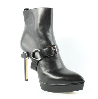 Michael Kors Ankle Black Boots Womens size 8.5 M New $250