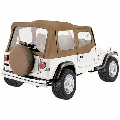 1987 jeep wrangler soft top