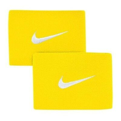 Guard Stays By Nike Uni Yellow New & Packaged 2 Stays In Each Set
