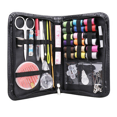 38 pcs Multi-functional Sewing Kit Craft Accessories Home Travel Emergency