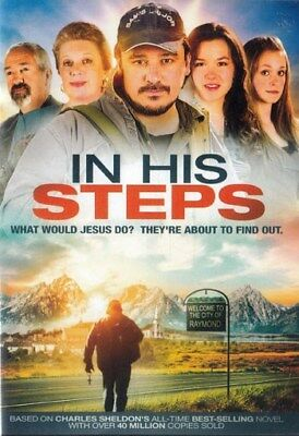 NEW Sealed Christian Drama WS DVD! In His Steps (Based on Charles Sheldon book)
