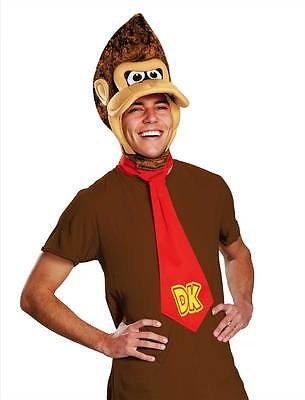 Licensed Nintendo Mario Brothers Donkey Kong Kit Adult Costume Accessory