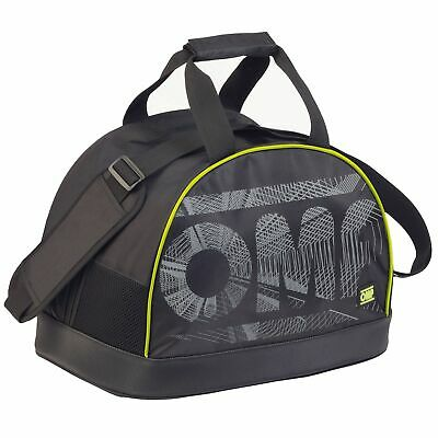 OMP HANS Device/Helmet/Lid Carry Bag - Rally/Racing/Motorsport - Black/Grey