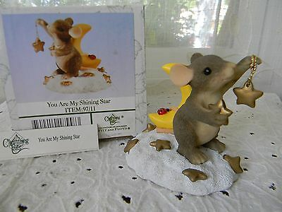 Charming Tails You Are My Shining Star Figurine in Box 97/11