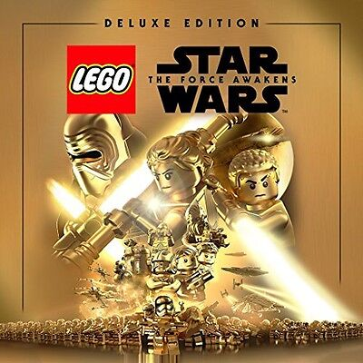 LEGO Star Wars The Force Awakens Deluxe Edition - PS4 Full Game Key