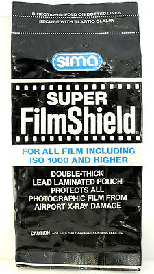 sima branded FILM SAFE X RAY SHIELD PROOF BAG 150x300