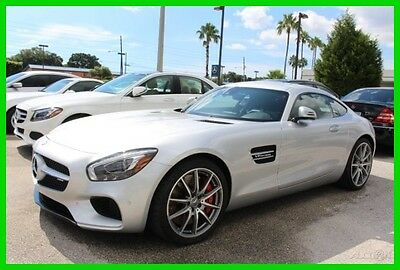2016 Mercedes-Benz Other AMG® GT S 2016 AMG GT S Used Certified Turbo 4L V8 32V Automatic RWD Coupe Premium