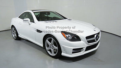 2015 Mercedes-Benz SLK-Class 2dr Roadster SLK 350 2dr Roadster SLK 350 Convertible Automatic Gasoline 3.5L V6 DOHC DIRECT INJECTIO