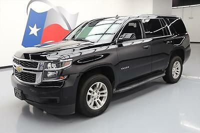 2015 Chevrolet Tahoe LT Sport Utility 4-Door 2015 CHEVY TAHOE LT 7-PASS HTD LEATHER REAR CAM 34K MI #132362 Texas Direct Auto