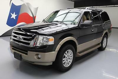 2013 Ford Expedition  2013 FORD EXPEDITION XLT LEATHER 3RD ROW 7-PASS 35K MI #F15209 Texas Direct Auto