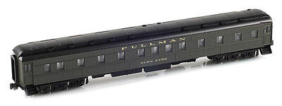 "AZL 71301-2 Heavyweight 6-3 Pullman Sleeper GREEN  Z-SCALE ""GLEN VALLEY"""