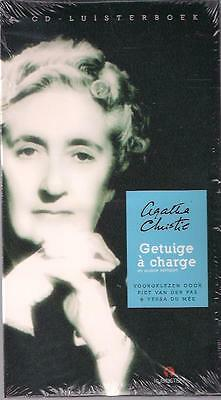 luisterboek AGATHA CHRISTIE : getuige a charge