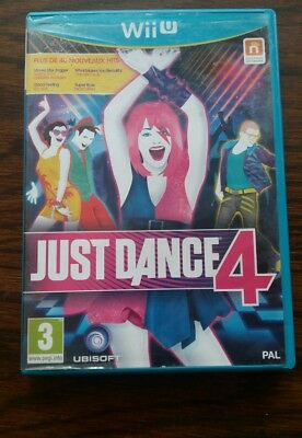 Just dance 4 pour Nintendo wii u