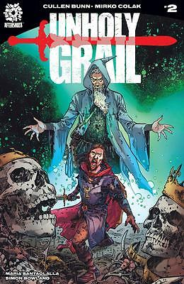 Unholy Grail #2A, Near Mint 9.4, 1st Print, 2017, Unlimited Shipping Same Cost