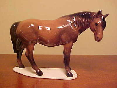 "RETIRED Hagen-Renaker Specialty #3262 MORGAN MARE ""LIBERTY BELLE"" Horse Figurine"