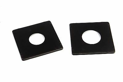 lot of Two Speed Graphic lens boards, unused. Fit Crown and Super Graphic too