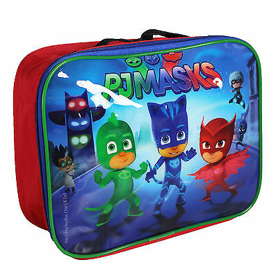 Disney / TV Character 'Back to School' Insulated Lunch / Cool Bag - PJ Masks