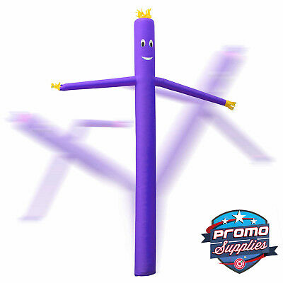 Inflatable Air Puppet Dancer Guy Dancing Tube Man - 20' Tall Purple