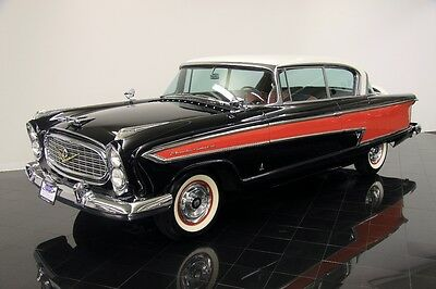 1957 Nash Ambassador Custom Country Club Hardtop 1957 Nash Ambassador Custom Country Club Hardtop *$445 PER MONTH!*