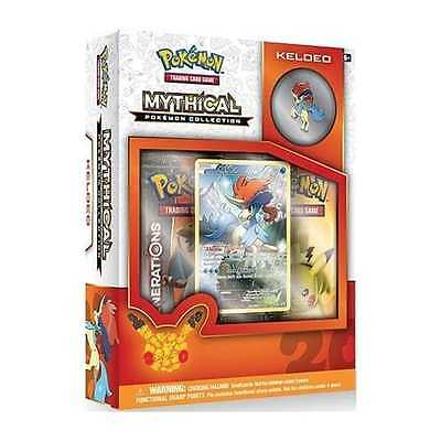 POKEMON MYTHICAL COLLECTION * Keldeo