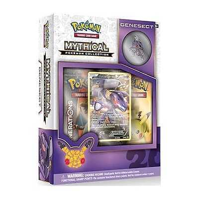 POKEMON MYTHICAL COLLECTION * Genesect