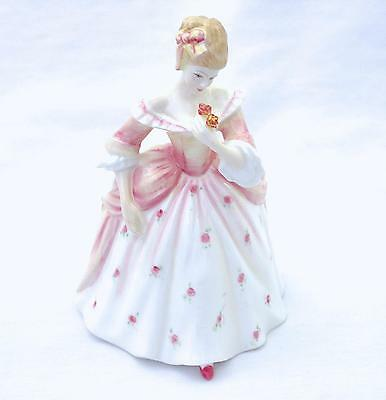 Royal Doulton Christine Figurine HN3905 Retired Figure Peggy Davies Collection