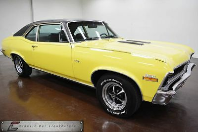 1972 Chevrolet Nova Car 1972 Chevrolet Nova SS Clone 4 Speed