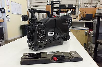 (2) Sony DXC-D35 WS triax cameras, with TX7 CCUs and RCPs (full camera chains)
