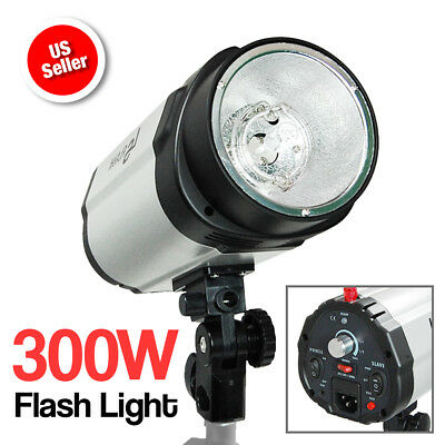 AC100-120V 60HZ 300W Photography Strobe Flash Light Continuous Lighting