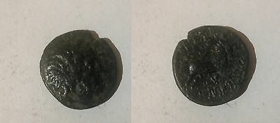 Ancient Greece  3 Cent. BC MACEDON THESSALONICA ZEUS/Bull