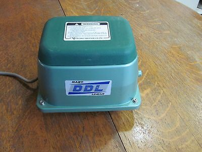 Gast Septic Air Pump Hp-60  With Free  Shipping!