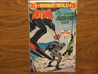 Brave and the Bold 106 Batman Green Arrow