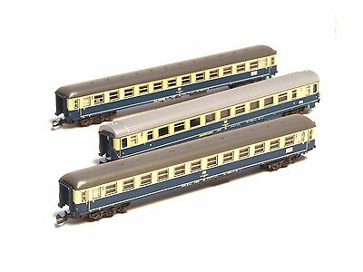 87282 Marklin Z-scale  IC Car Set, 2nd Class passenger set