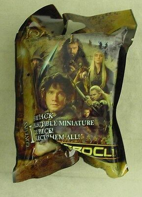 Heroclix The Hobbit: The Desolation of Smaug Foil Pack Collectible Miniature