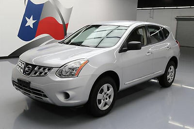 2013 Nissan Rogue  2013 NISSAN ROGUE S CRUISE CONTROL CD AUDIO 41K MILES #508083 Texas Direct Auto