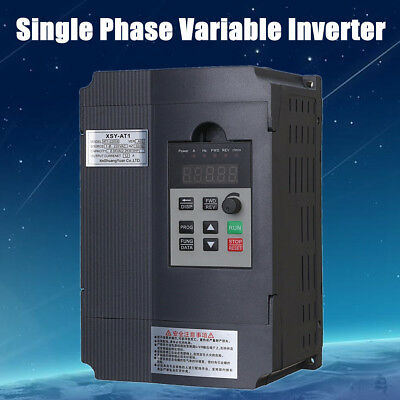 2.2KW 3HP Single Phase Variable Frequency Inverter Drive Inverter VSD VFD AUS