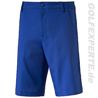 PUMA Golf Men's Golf Tech Short Herren Shorts kurze Hose surf the web
