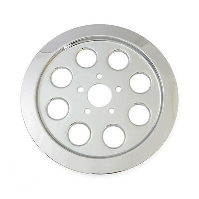 8 hole Chrome Pulley cover 70T for Harley-Davidson Dyna 2000-2005 951453