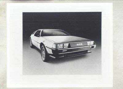 1981 ? Delorean Prototype ORIGINAL Factory Photograph wy3370