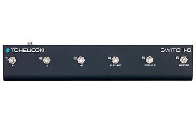 TC Helicon Switch 6 Footswitch